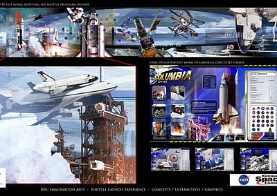 KSC Shuttle Launch Experience