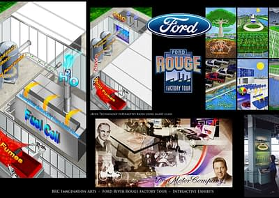 Ford River Rouge Factory Tour