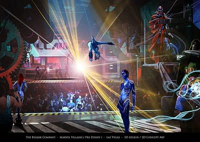 Marvel Villains (Pre Disney ) - Las Vegas